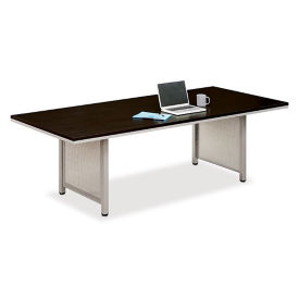At Work 8' x 3.5' Conference Table, T10207