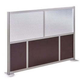 "At Work 73"" W x 53"" H Room Divider, F41890"