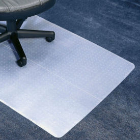 "Premium Mat for Carpeted Floors 46"" x 60"", W60587"