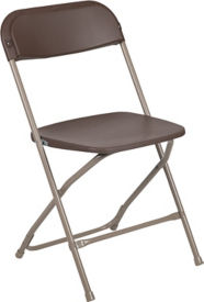 Polypropylene Folding Chair, C57786
