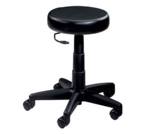 Adjustable Height Vinyl Stool, E20033