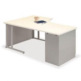 Instructor Desk with Left Return, J10026