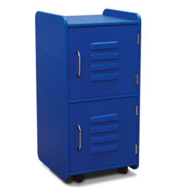 Two Door Mobile Storage Locker, P30189