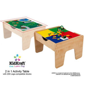 Play Table with 2 in 1 Activity Board, P30205