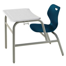 Chair Desk with Hard Plastic Top, C70334