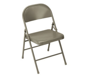All Steel Folding Chair, C57768