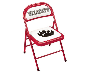 Phenomenal Mascot Folding Chair With 5 8 Thick Seat Cjindustries Chair Design For Home Cjindustriesco