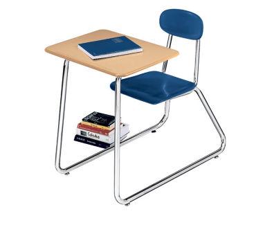 Double Entry Desk, D57114