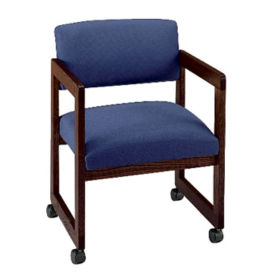 Mobile Standard Fabric Guest Chair, D53010