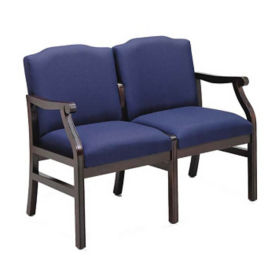 Standard Fabric 2 Seat Sofa, D53044