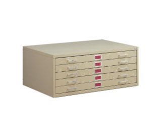 "5 Drawer Flat File 47""x36"", D70002"