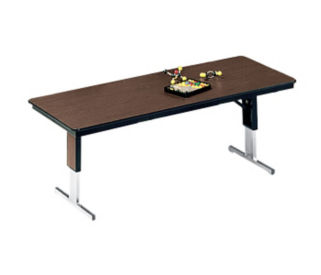 "Folding Table 36"" wide 72"" long, T10999"