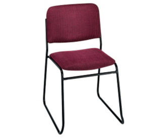 Square Back Stack Chair, C67717