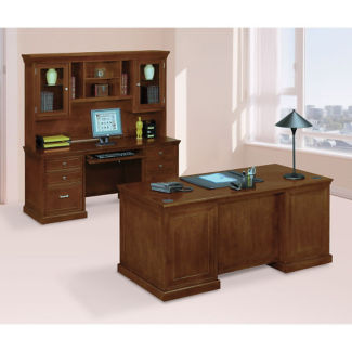 Statesman Three Piece Office Suite , D37552