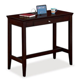 "Contemporary Standing Height Desk - 24"" D x 48"" W, D30197"