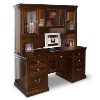Credenza with Hutch, D35122