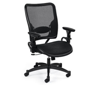 Task Chair with Mesh Air Grid Seat and Back, C80069