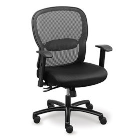 Big and Tall Mesh Back Task Chair, C80380