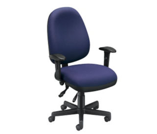 Mobile Fabric Task Chair, C80047