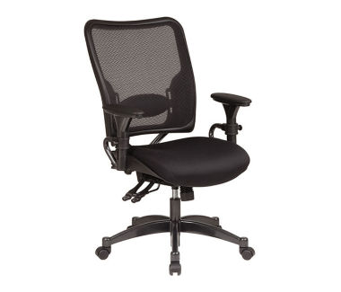 Task Chair with Mesh Back, C80070