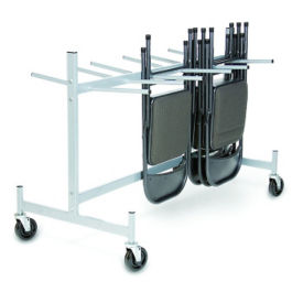 Folding Chair Storage Truck, V21511