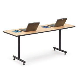 """Fixed Table - 72""""W x 24""""D x 29""""H, T11462"""