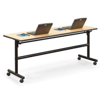 """Flipper Table - 72""""W x 24"""" x 29""""H, T11466"""
