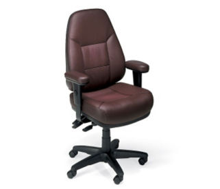 Ergonomic Chair with Arms, C80071