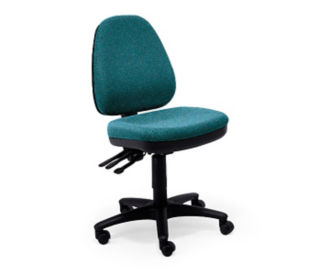 High-Back Ergonomic Operators Chair, C80087