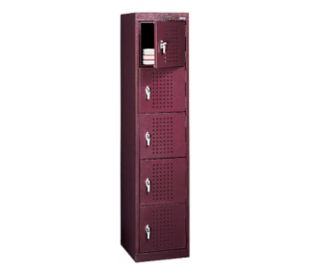 Five Tier Locker, B32079