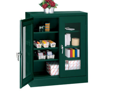 "Visual Storage Cabinet-42""H, B30371"