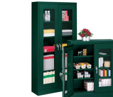 Visual Storage Cabinet 18 X72, B30373