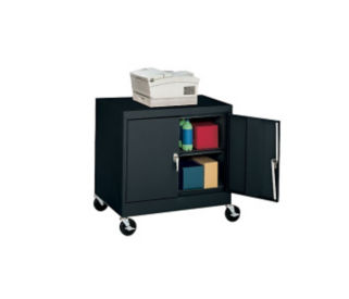 "Mobile Storage Cabinet 36"" High x 36"" Wide, D31133"