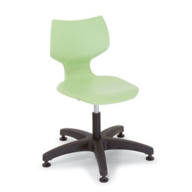 Flavors Adjustable Task Chair with Glides, C70365