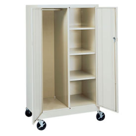 Mobile Combination Storage Cabinet, B30347