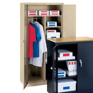 """78"""" High Storage/Wardrobe Cabinet, B30352"""