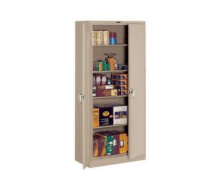 Storage Cabinet Standard 72' High, D31116