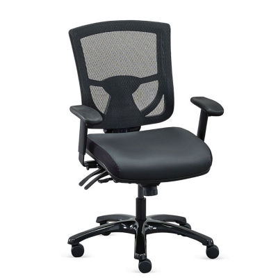 Polyurethane 24/7 Mesh Back Ergonomic Computer Chair   C80415 And More  Products