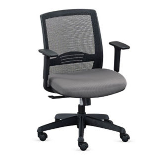 Set of 8 C2 Mesh Back Chairs with Memory Foam, C80416
