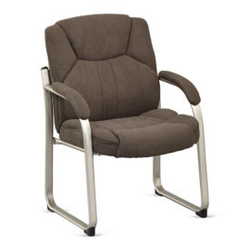 Omega Fabric Guest Chair with 350lb Weight Capacity, C80006