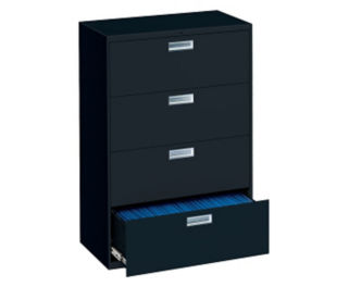 "Four Drawer Lateral File - 36""W, L40346"