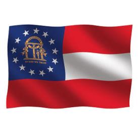 3x5 State Flag, V20675