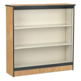 "48""H Bookcase with Three Shelves, B30403"