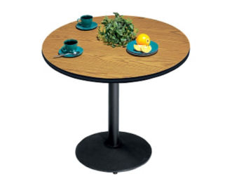 "36"" Round Breakroom Table, T11122"