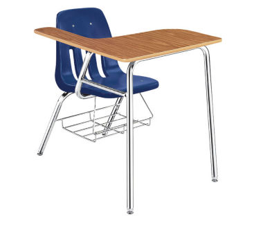 Chair Desk with Tablet Arm, D57261