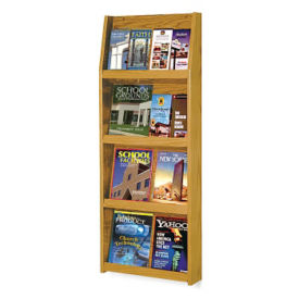 Display Rack with 16 Pockets, L40301