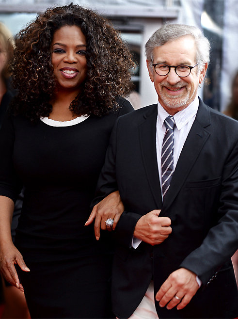 Oprah Winfrey In David Yurman