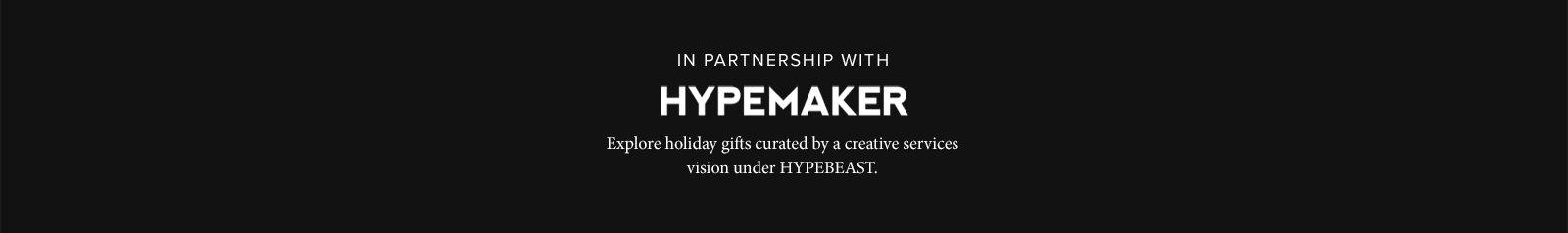 Hypemaker logo.