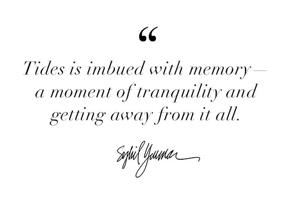 A quote from Sybil Yurman.