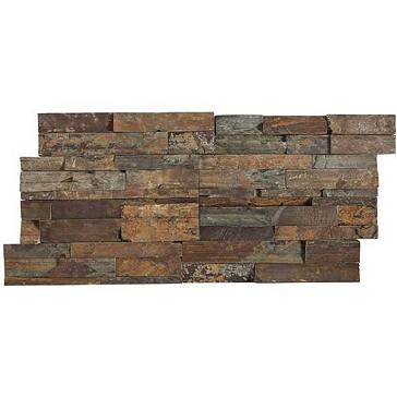 Tibetan Slate Stacked Stone S317 5934